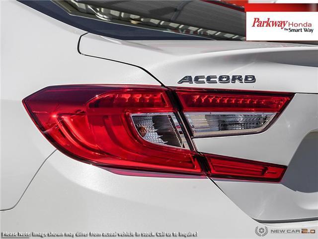 2019 Honda Accord EX-L 1.5T (Stk: 928067) in North York - Image 11 of 23