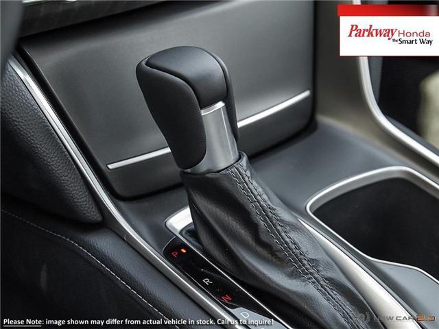 2019 Honda Accord EX-L 1.5T (Stk: 928067) in North York - Image 17 of 23
