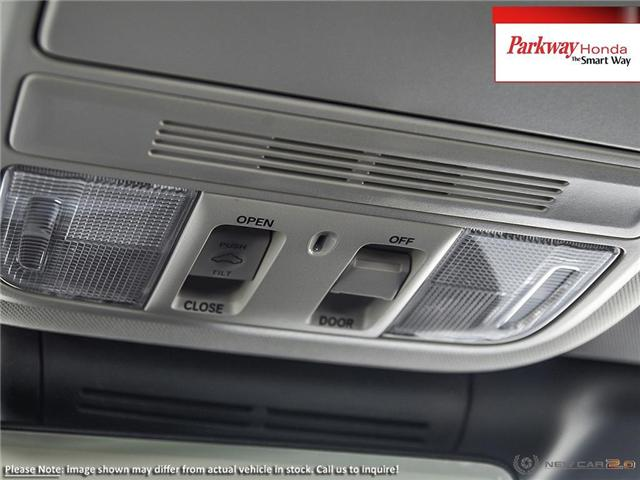 2019 Honda Accord EX-L 1.5T (Stk: 928067) in North York - Image 19 of 23