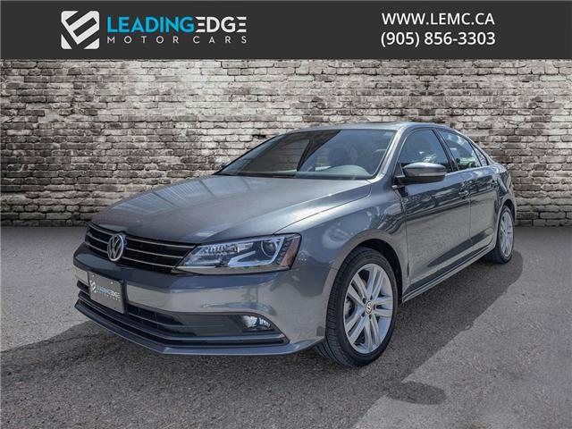2017 Volkswagen Jetta 1.8 TSI Highline (Stk: 11224) in Woodbridge - Image 1 of 16