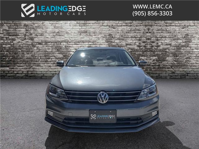 2017 Volkswagen Jetta 1.8 TSI Highline (Stk: 11224) in Woodbridge - Image 2 of 16