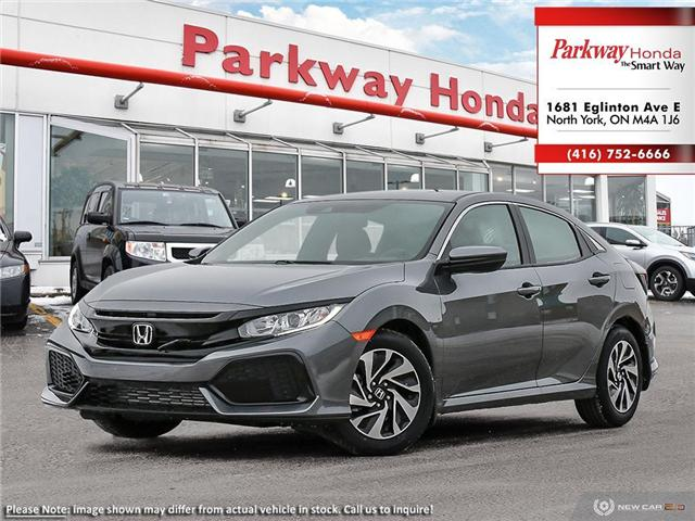 2019 Honda Civic LX (Stk: 929323) in North York - Image 1 of 22