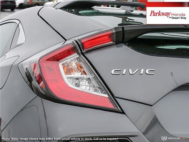 2019 Honda Civic LX (Stk: 929323) in North York - Image 11 of 22