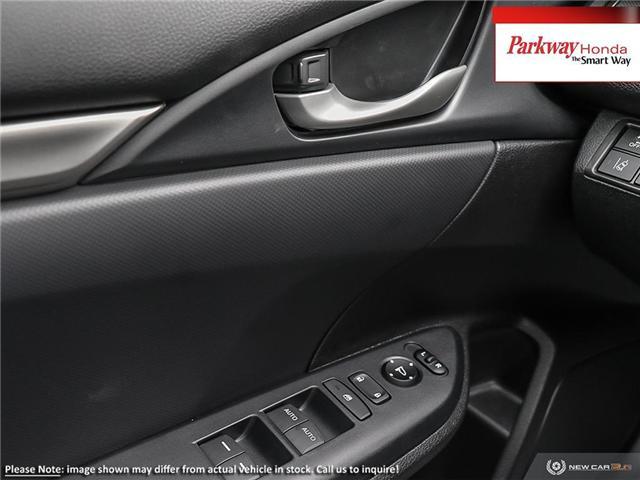 2019 Honda Civic LX (Stk: 929323) in North York - Image 16 of 22