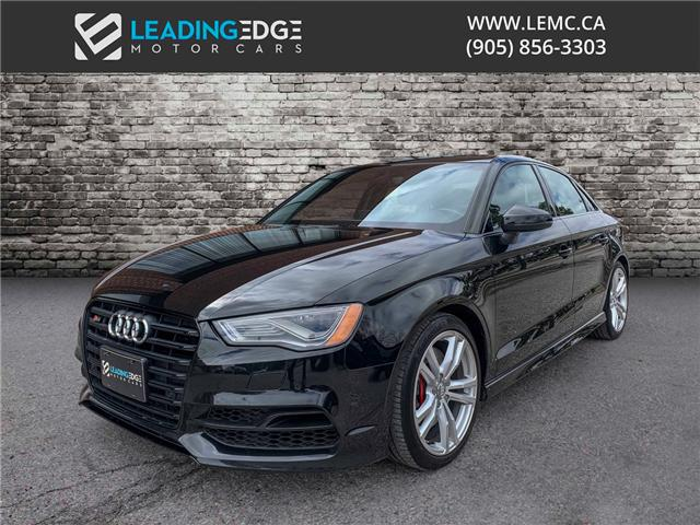 2016 Audi S3 2.0T Technik (Stk: 13862) in Woodbridge - Image 1 of 18