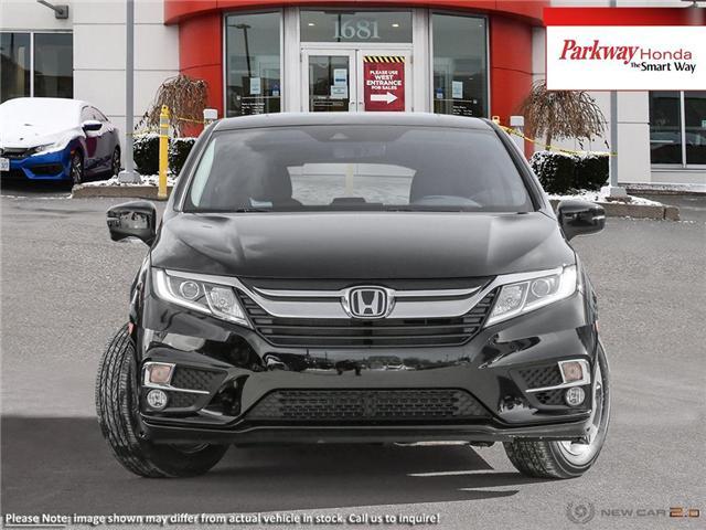 2019 Honda Odyssey EX-L (Stk: 922117) in North York - Image 2 of 23