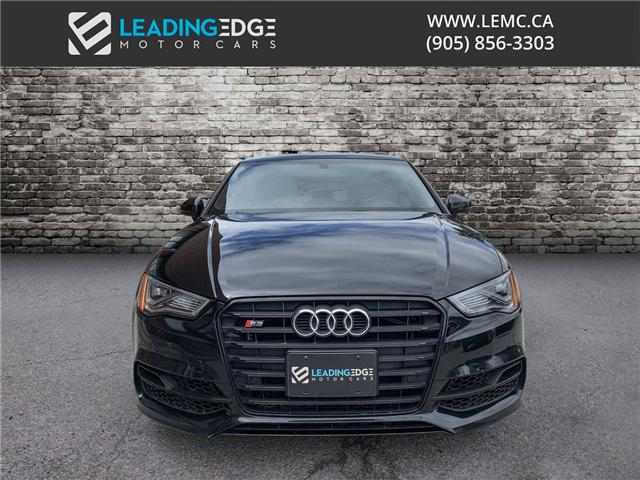 2016 Audi S3 2.0T Technik (Stk: 13862) in Woodbridge - Image 2 of 18
