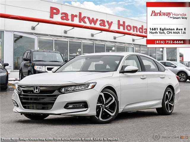 2019 Honda Accord Sport 1.5T (Stk: 928019) in North York - Image 1 of 23