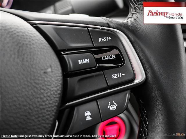 2019 Honda Accord Sport 1.5T (Stk: 928019) in North York - Image 15 of 23