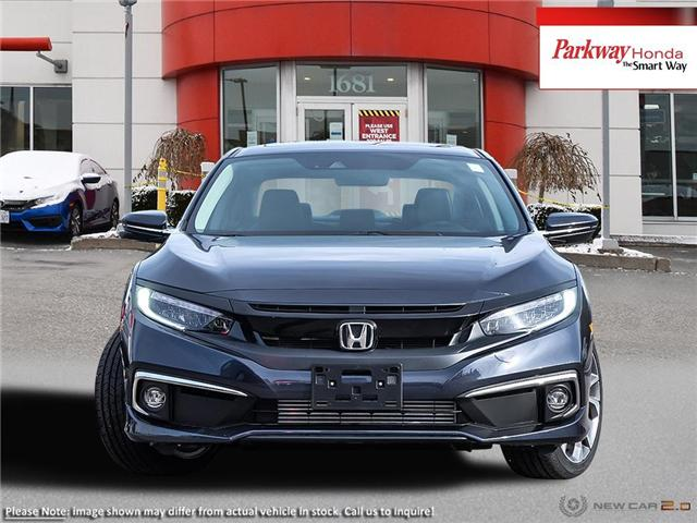 2019 Honda Civic Touring (Stk: 929188) in North York - Image 2 of 23