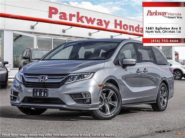 2019 Honda Odyssey EX-L (Stk: 922074) in North York - Image 1 of 23