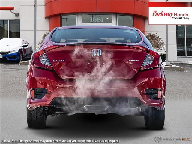 2019 Honda Civic Sport (Stk: 929260) in North York - Image 5 of 21