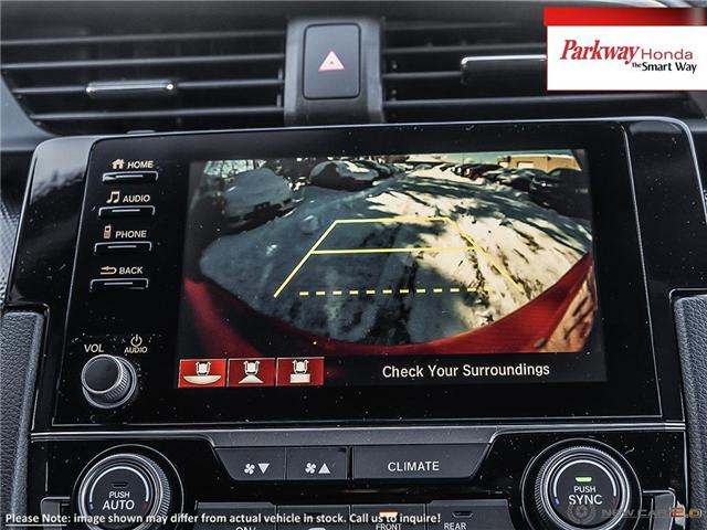 2019 Honda Civic Sport (Stk: 929260) in North York - Image 21 of 21