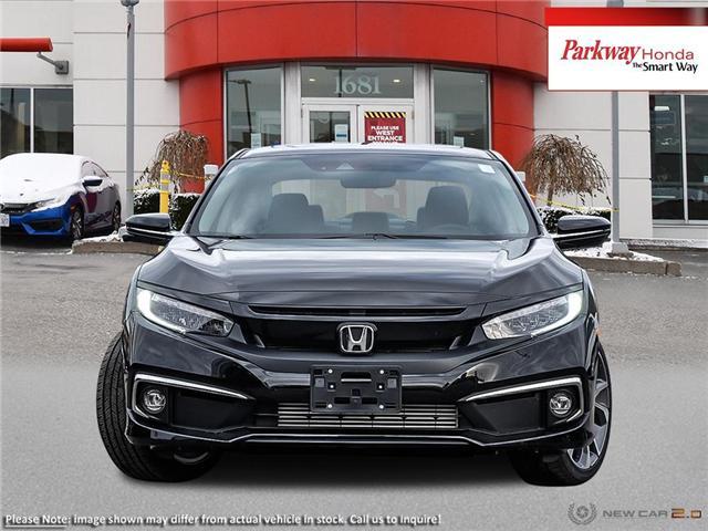 2019 Honda Civic Touring (Stk: 929200) in North York - Image 2 of 23