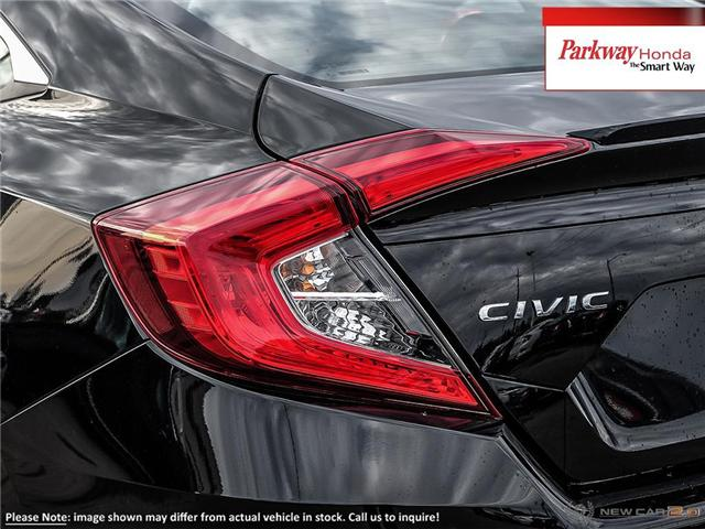 2019 Honda Civic Touring (Stk: 929200) in North York - Image 11 of 23