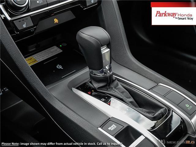 2019 Honda Civic Touring (Stk: 929200) in North York - Image 17 of 23