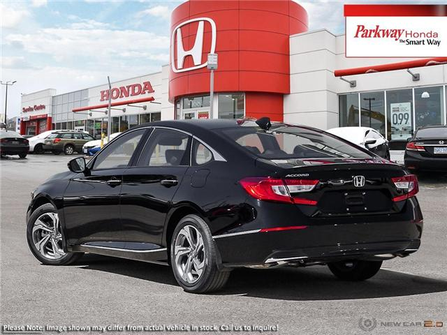 2019 Honda Accord EX-L 1.5T (Stk: 928063) in North York - Image 4 of 23