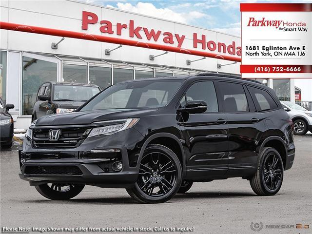 2019 Honda Pilot Black Edition (Stk: 923015) in North York - Image 1 of 23