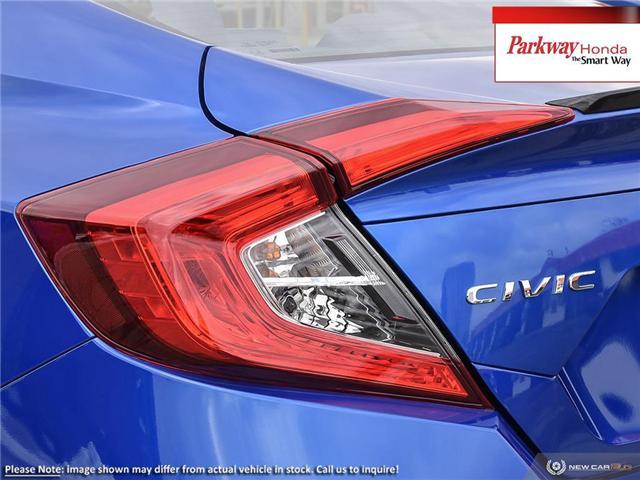 2019 Honda Civic Sport (Stk: 929318) in North York - Image 11 of 23