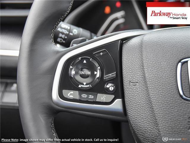 2019 Honda Civic Sport (Stk: 929318) in North York - Image 15 of 23