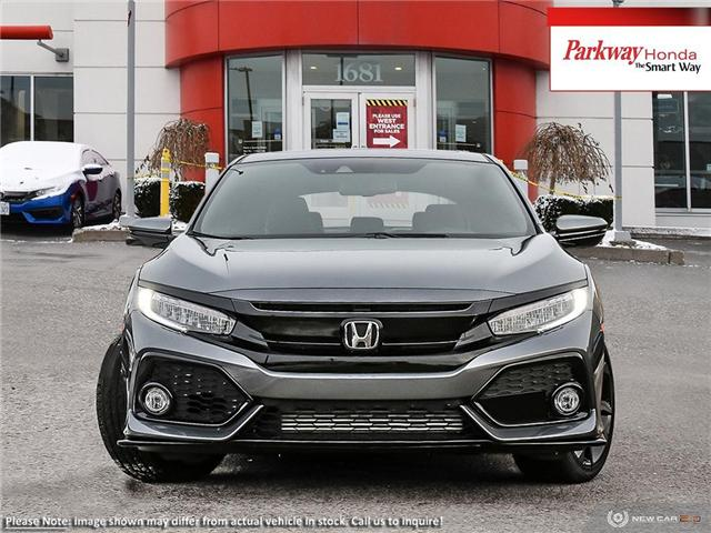 2019 Honda Civic Sport Touring (Stk: 929327) in North York - Image 2 of 23