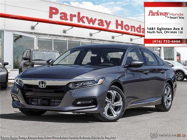 2019 Honda Accord EX-L 1.5T (Stk: 928072) in North York - Image 1 of 23