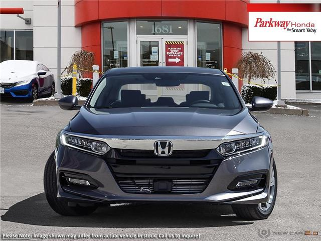 2019 Honda Accord EX-L 1.5T (Stk: 928072) in North York - Image 2 of 23