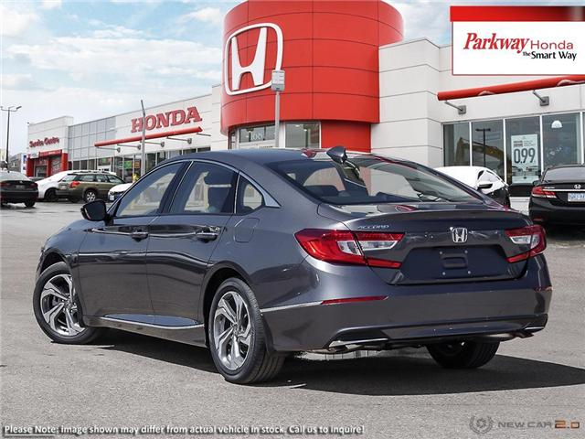 2019 Honda Accord EX-L 1.5T (Stk: 928072) in North York - Image 4 of 23