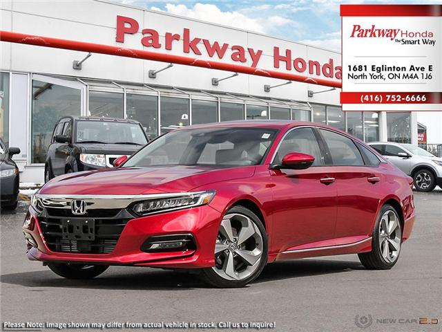 2019 Honda Accord Touring 1.5T (Stk: 928045) in North York - Image 1 of 23