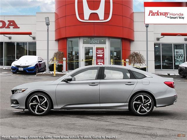2019 Honda Accord Sport 1.5T (Stk: 928015) in North York - Image 3 of 23