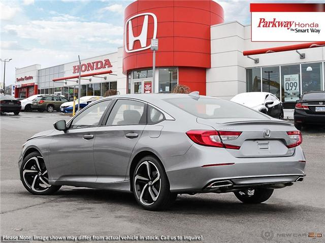 2019 Honda Accord Sport 1.5T (Stk: 928015) in North York - Image 4 of 23