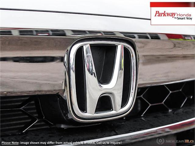 2019 Honda Accord Sport 1.5T (Stk: 928015) in North York - Image 9 of 23