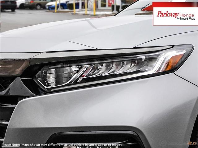 2019 Honda Accord Sport 1.5T (Stk: 928015) in North York - Image 10 of 23