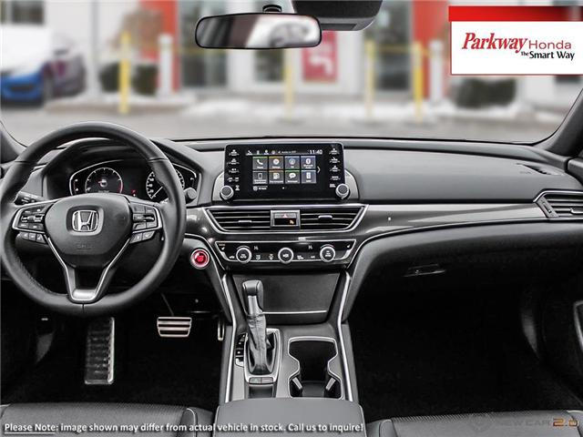 2019 Honda Accord Sport 1.5T (Stk: 928015) in North York - Image 22 of 23