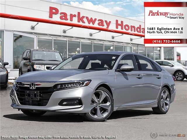 2019 Honda Accord Touring 1.5T (Stk: 928060) in North York - Image 1 of 23