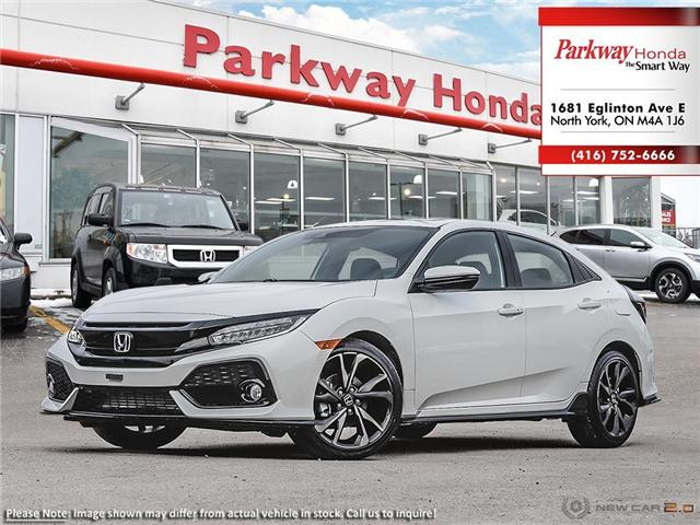 2019 Honda Civic Sport Touring (Stk: 929105) in North York - Image 1 of 23