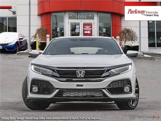 2019 Honda Civic Sport Touring (Stk: 929105) in North York - Image 2 of 23