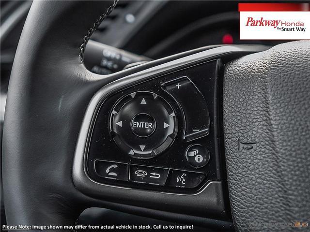 2019 Honda Civic Sport Touring (Stk: 929105) in North York - Image 15 of 23