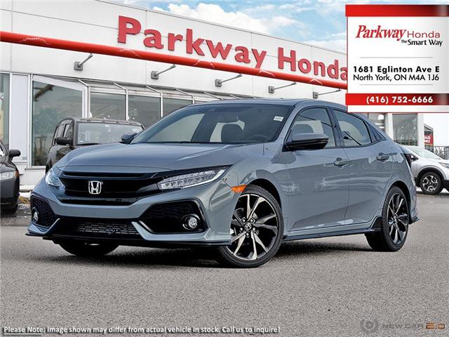 2019 Honda Civic Sport Touring (Stk: 929203) in North York - Image 1 of 22