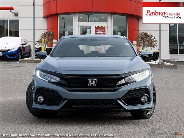 2019 Honda Civic Sport Touring (Stk: 929203) in North York - Image 2 of 22