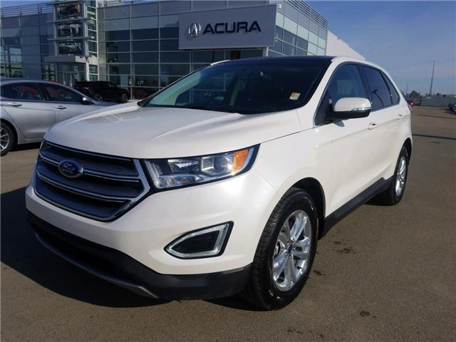2018 Ford Edge SEL (Stk: A4004) in Saskatoon - Image 1 of 25