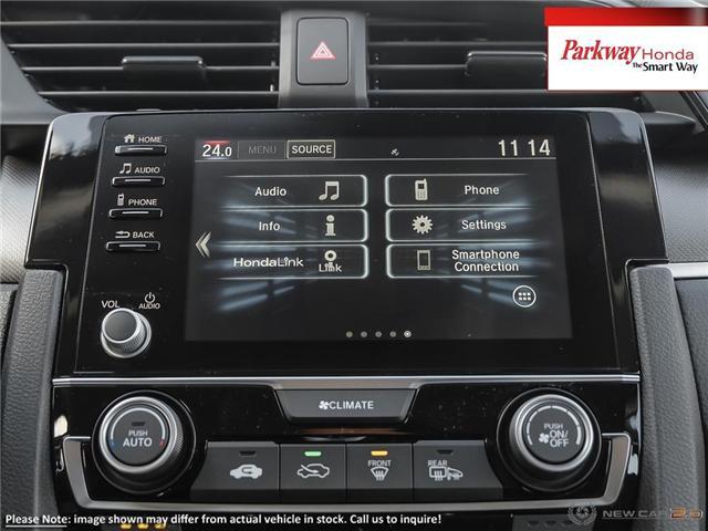 2019 Honda Civic Sport (Stk: 929283) in North York - Image 19 of 23