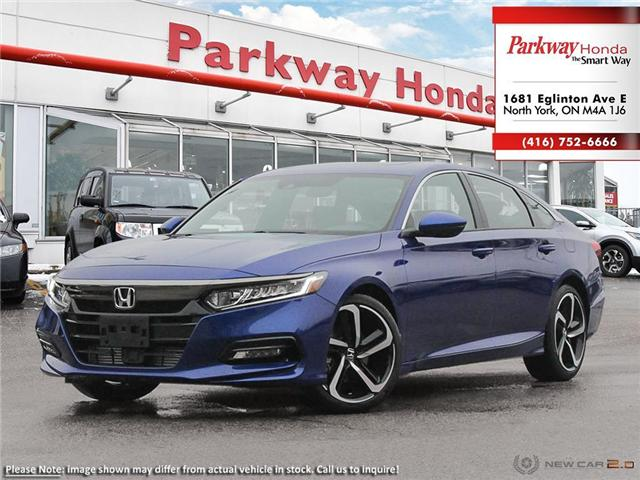 2019 Honda Accord Sport 1.5T (Stk: 928036) in North York - Image 1 of 23