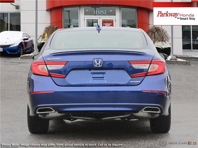 2019 Honda Accord Sport 1.5T (Stk: 928036) in North York - Image 5 of 23