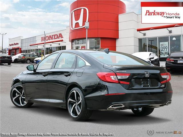 2019 Honda Accord Sport 2.0T (Stk: 928048) in North York - Image 4 of 23