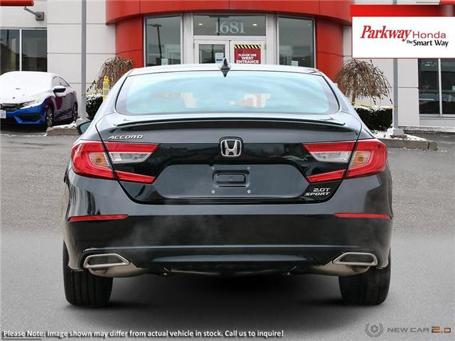 2019 Honda Accord Sport 2.0T (Stk: 928048) in North York - Image 5 of 23