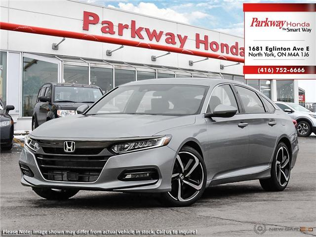 2019 Honda Accord Sport 1.5T (Stk: 928071) in North York - Image 1 of 23