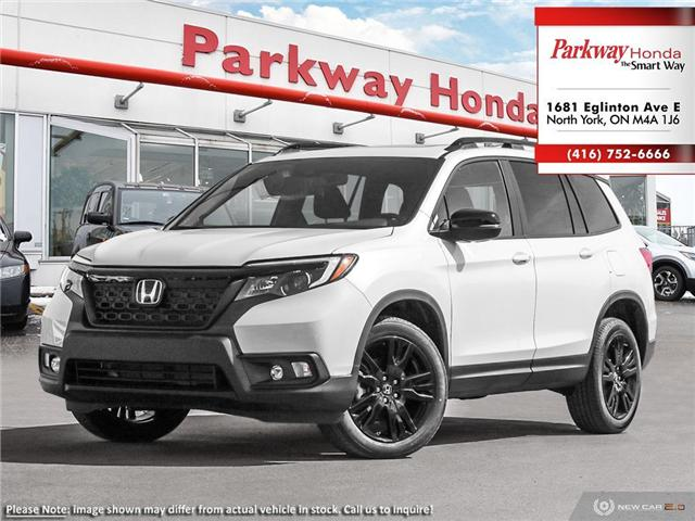 2019 Honda Passport Sport (Stk: 923078) in North York - Image 1 of 23