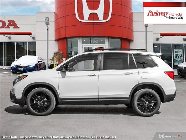 2019 Honda Passport Sport (Stk: 923078) in North York - Image 3 of 23