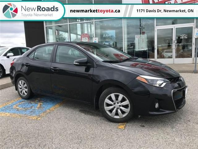 2015 Toyota Corolla  (Stk: 340051) in Newmarket - Image 1 of 15